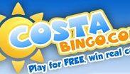 Costa bingo Android mobile app