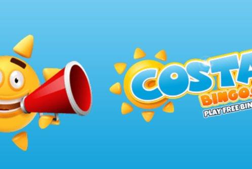 Review of bingo app from Costa bingo