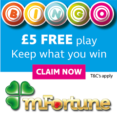 Keep what you win free bingo