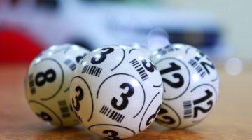 Playing bingo in Vegas