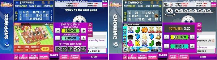 mfortune bingo android app